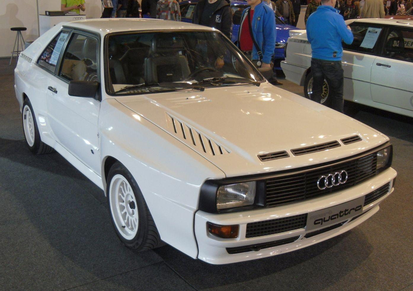 Audi Sport Quattro >> File Audi Sport Quattro Jpg Wikimedia Commons