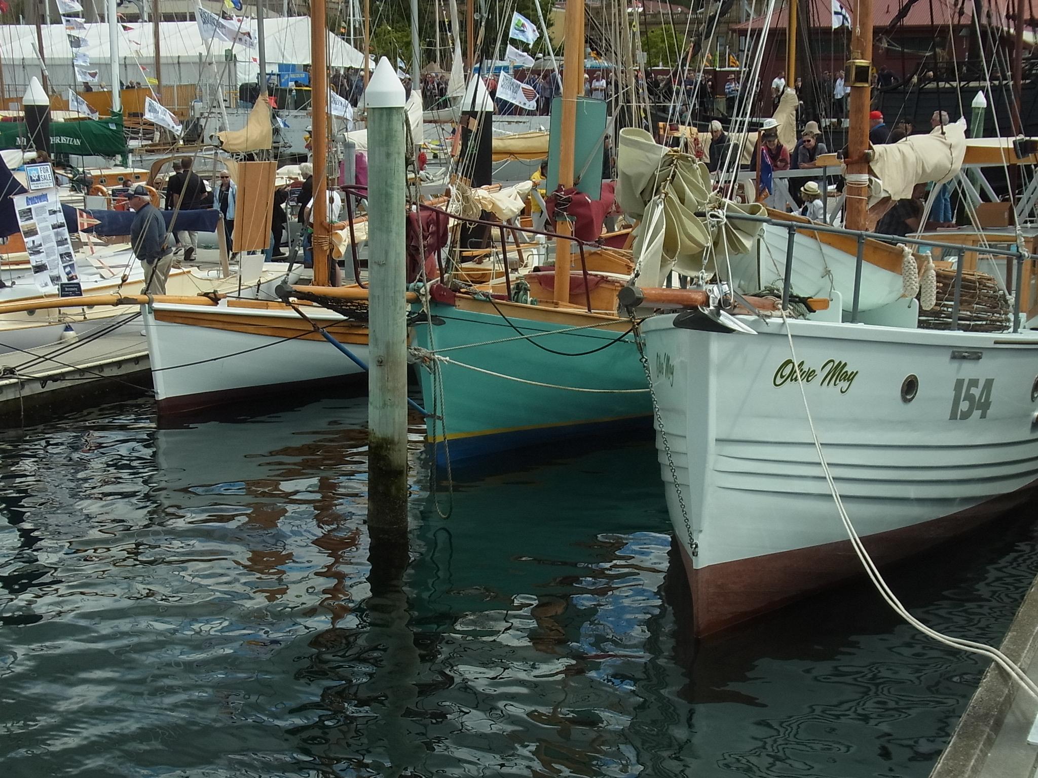 Australian Wooden Boat Festival Wikipedia