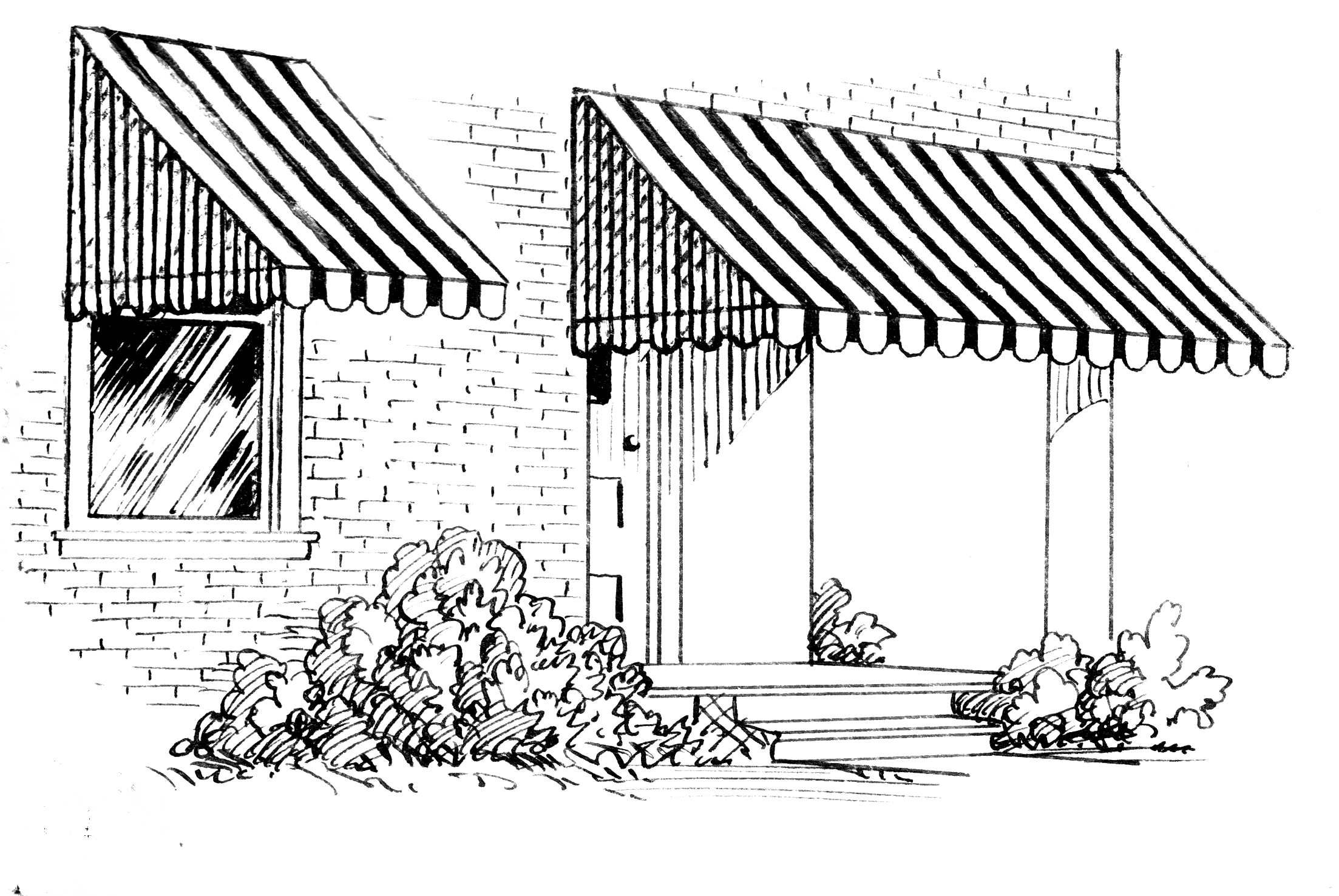 Awning Meaning And Definition
