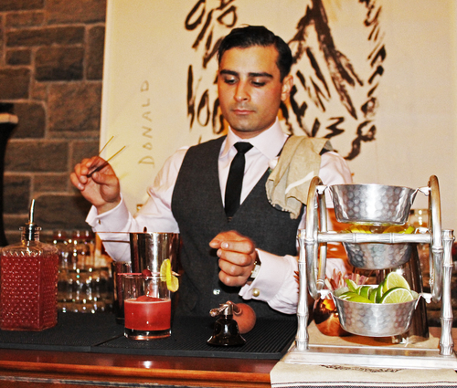 Cake Cocktail Bar
