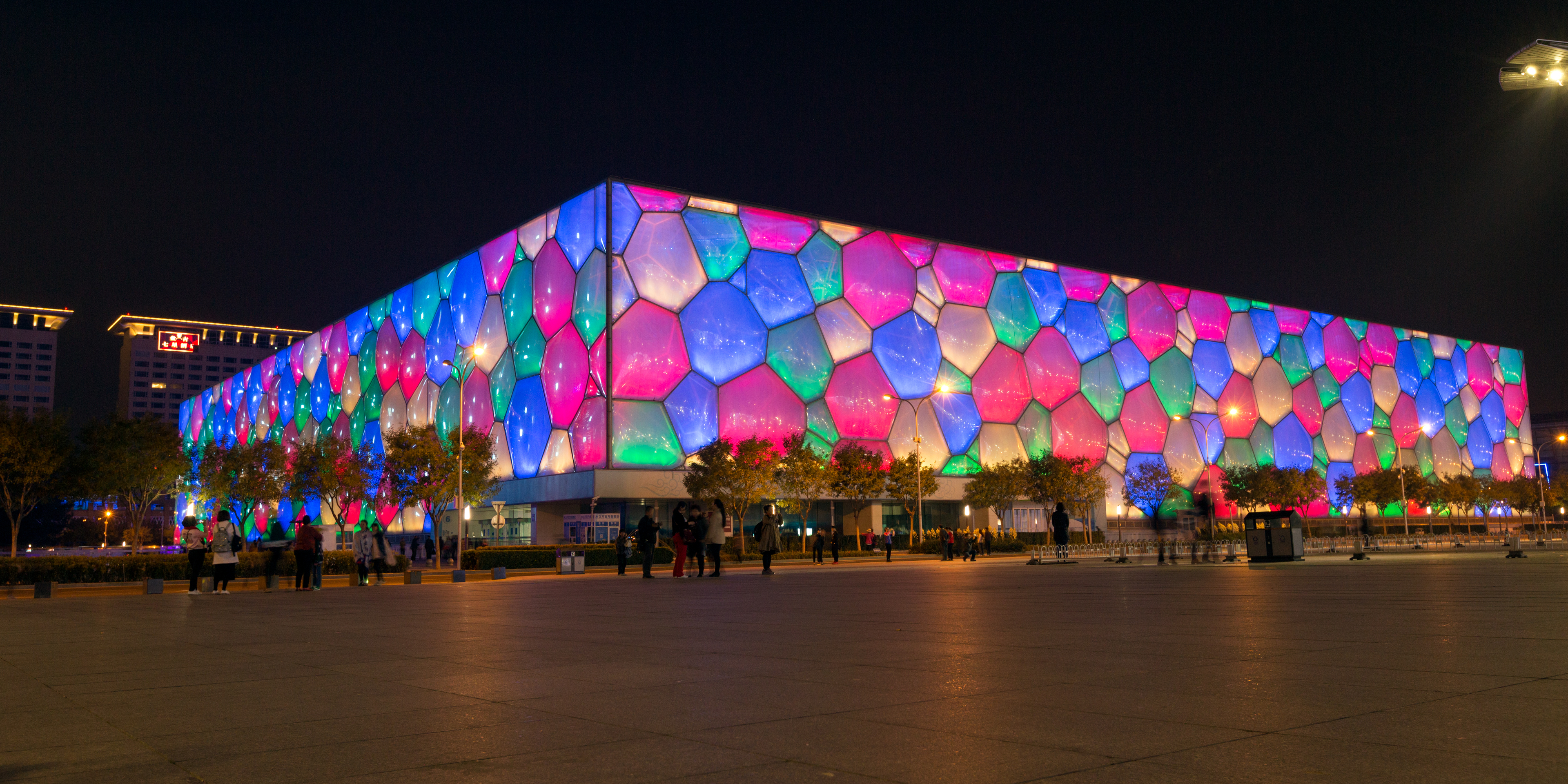 File:Beijing National Aquatics Centre 2016 October.jpg - Wikimedia Commons