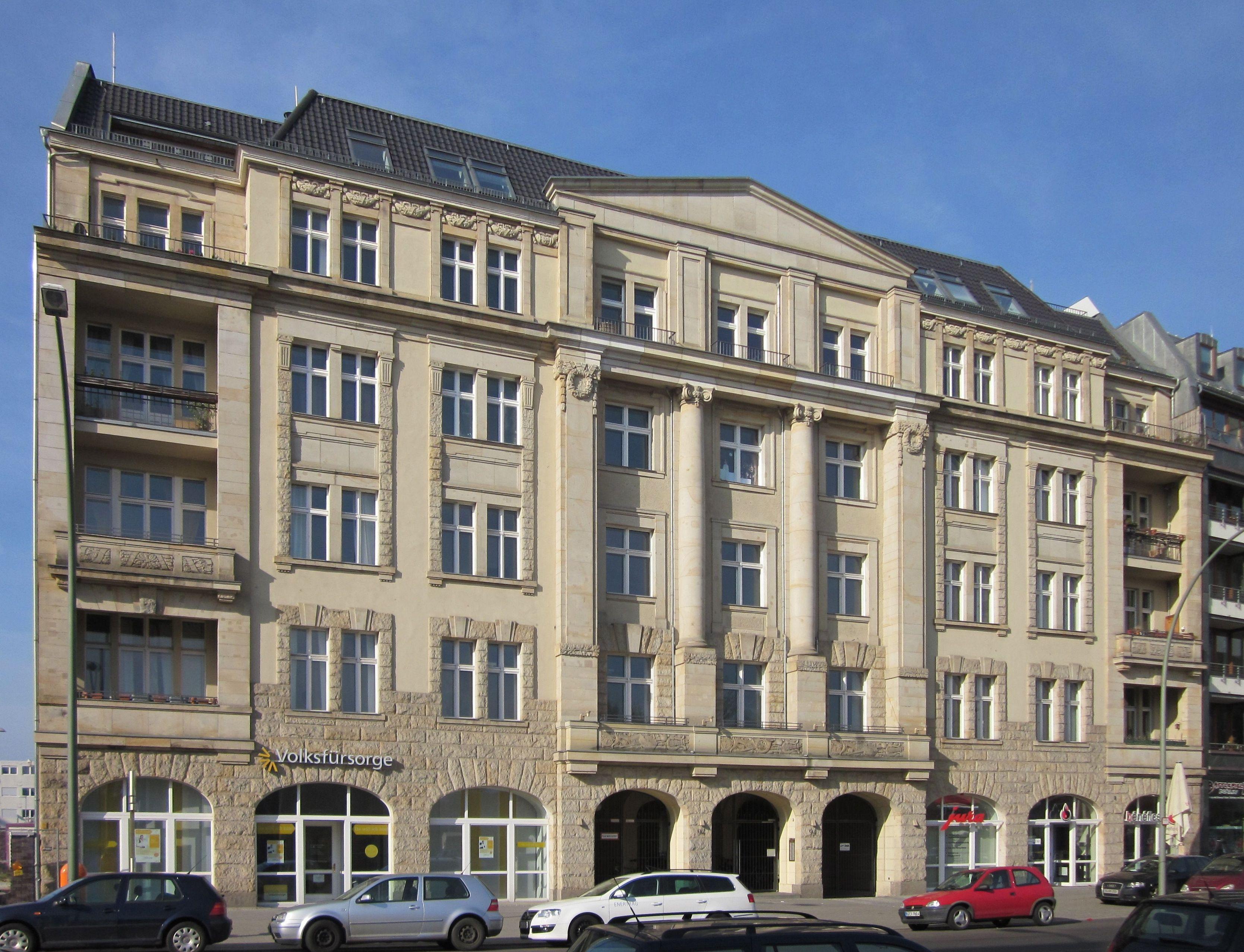 file berlin mitte chausseestrasse 94 erstes krieger wikimedia commons On küchen krieger berlin