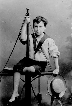 Bertrand Russell (1872 – 1970) as a young boy.jpg
