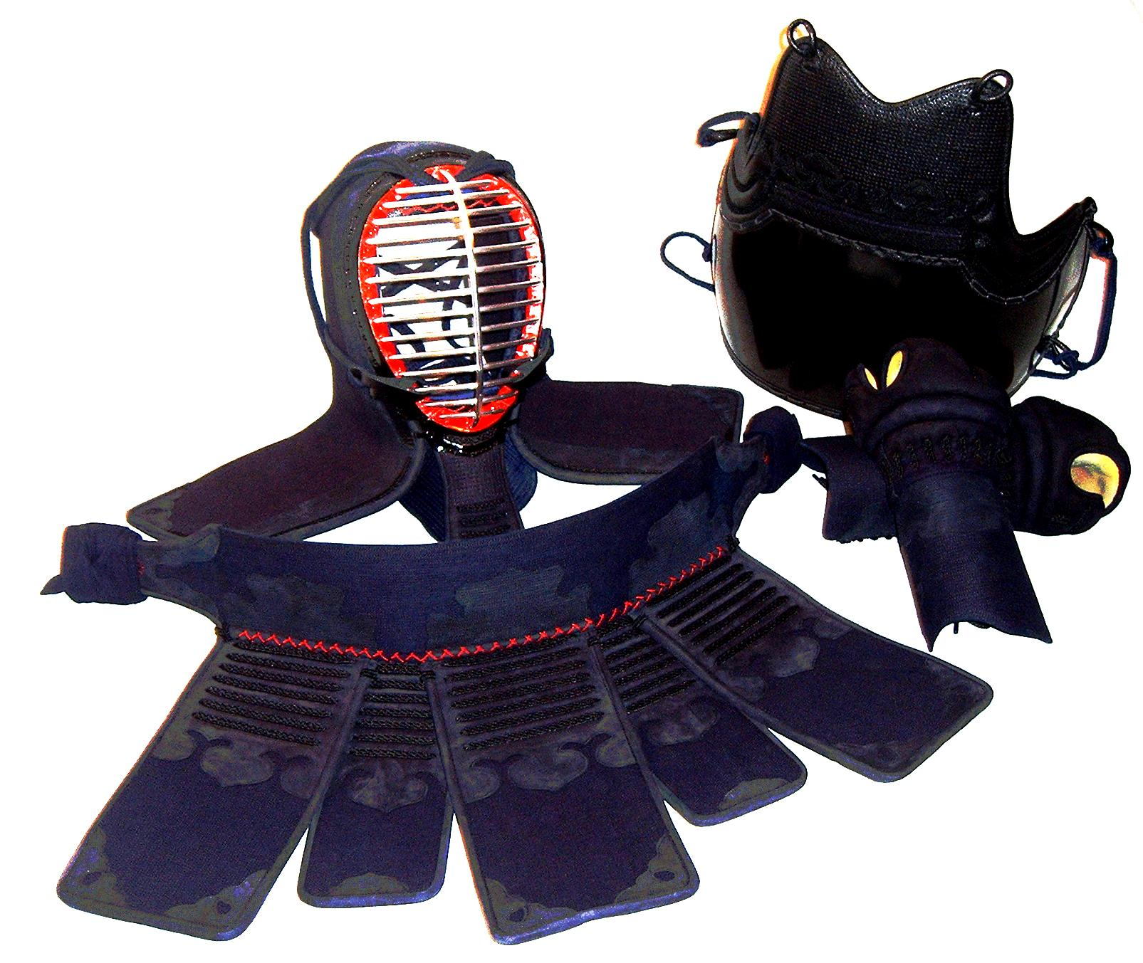 Martial Arts Kendo Armor Bogu complete Sparring Uniform Japanese Equipment