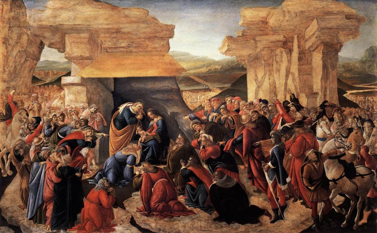 File:Botticelli, adorazione dei magi uffizi 1490--1500.jpg