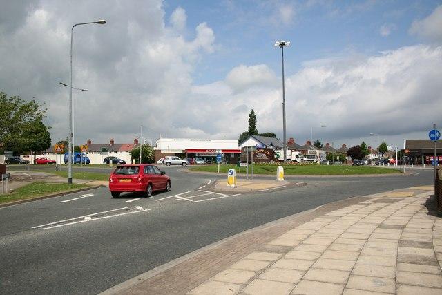 File:Bradley Roundabout - geograph.org.uk - 189857.jpg