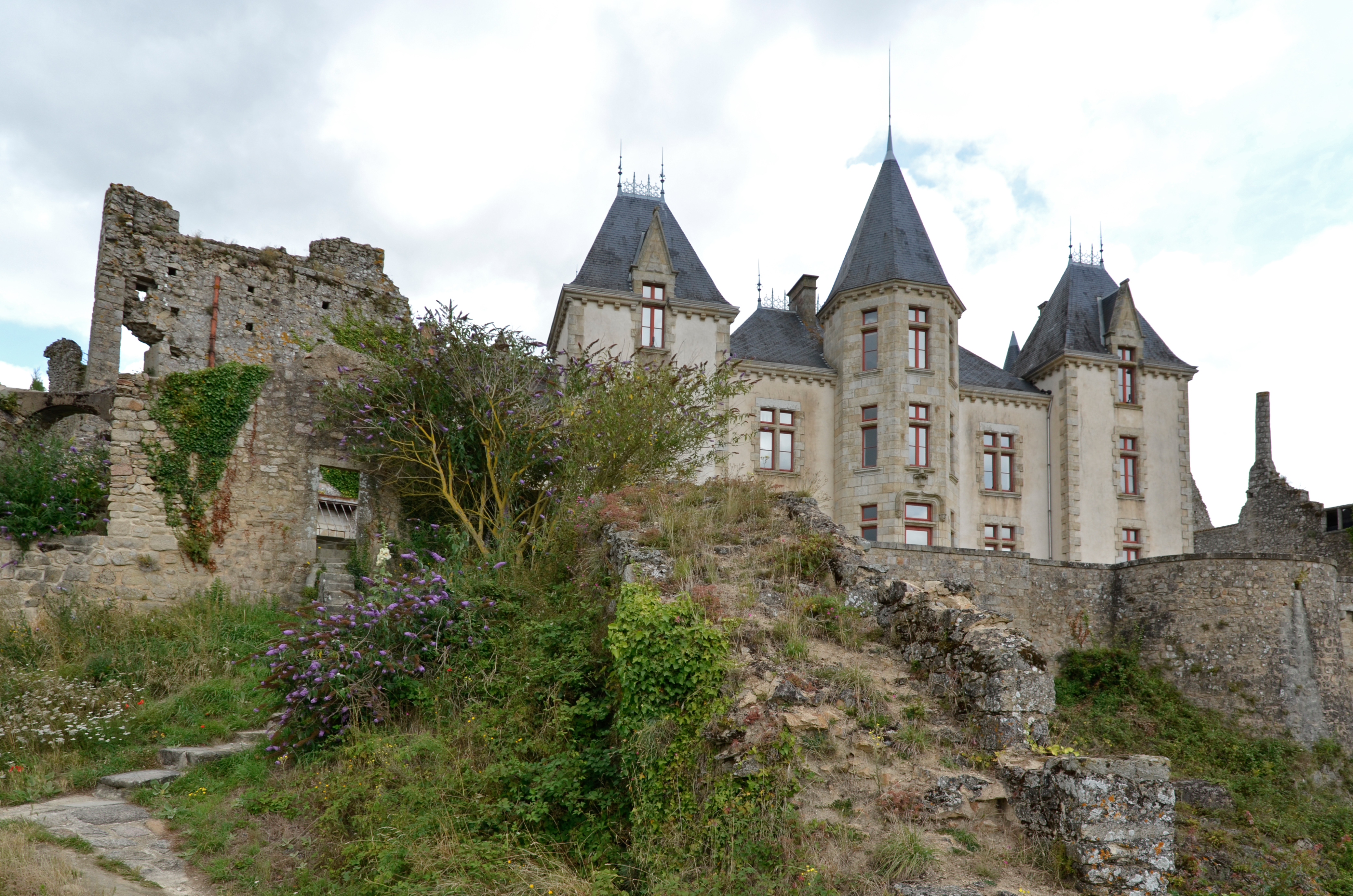 architecte bressuire architecte bressuire chateau de