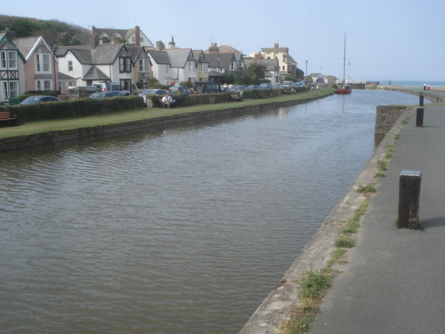 Bude Canal - geograph.org.uk - 563719