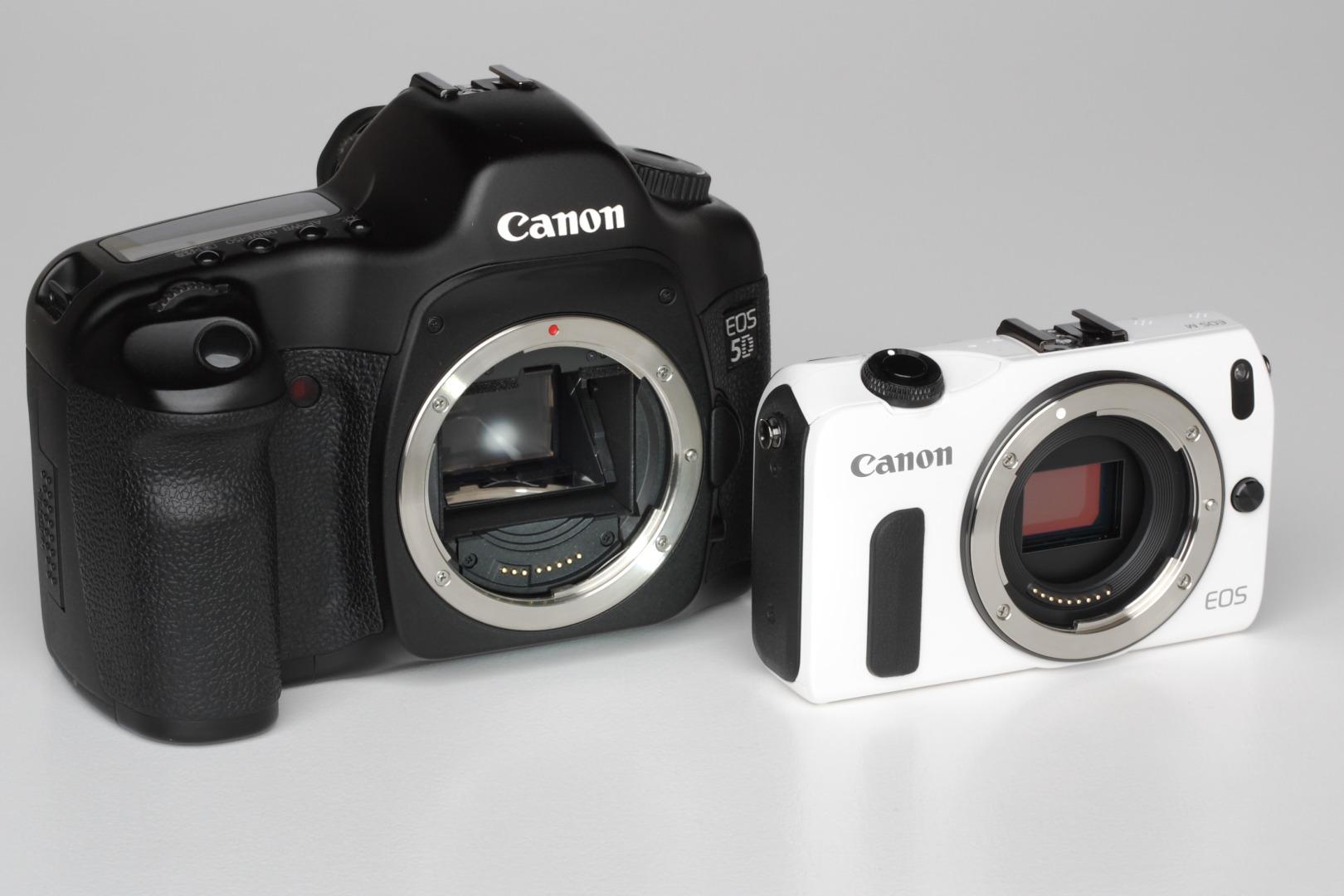 Canon EOS M vs EOS 700D (Rebel T5i) | Comparativa - YouTube