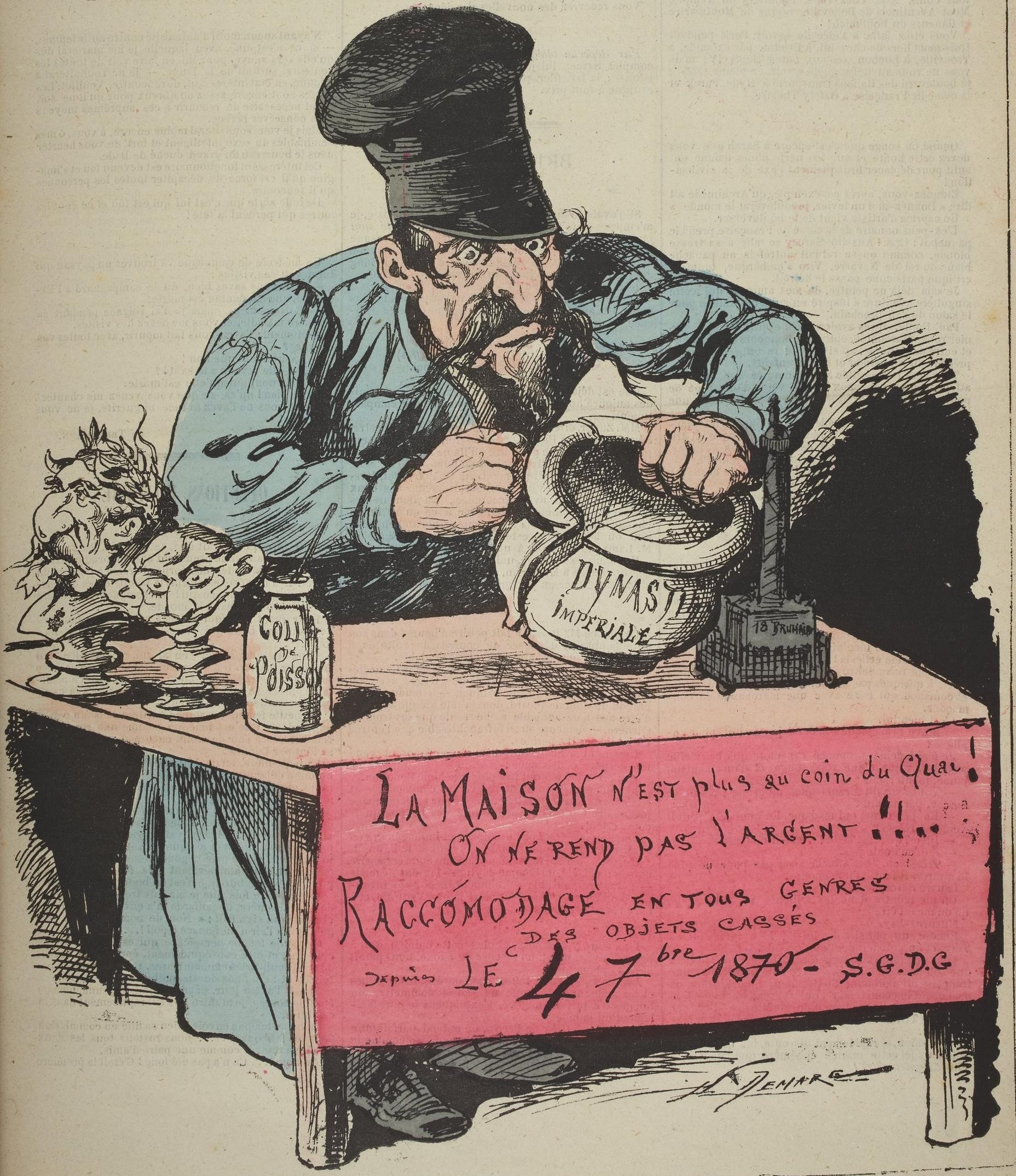 File:Caricature de Napoléon III (1880) jpg - Wikimedia Commons