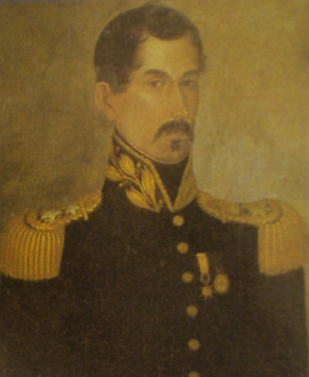 jose antonio paez 1839 1843: