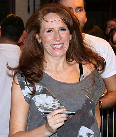 Catherine Tate and David Tennant @ Wyndham's Theatre