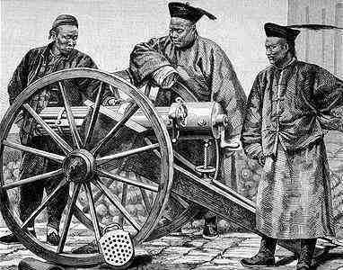 What Weapons Uniforms Were Chinese Soldiers Equipped With