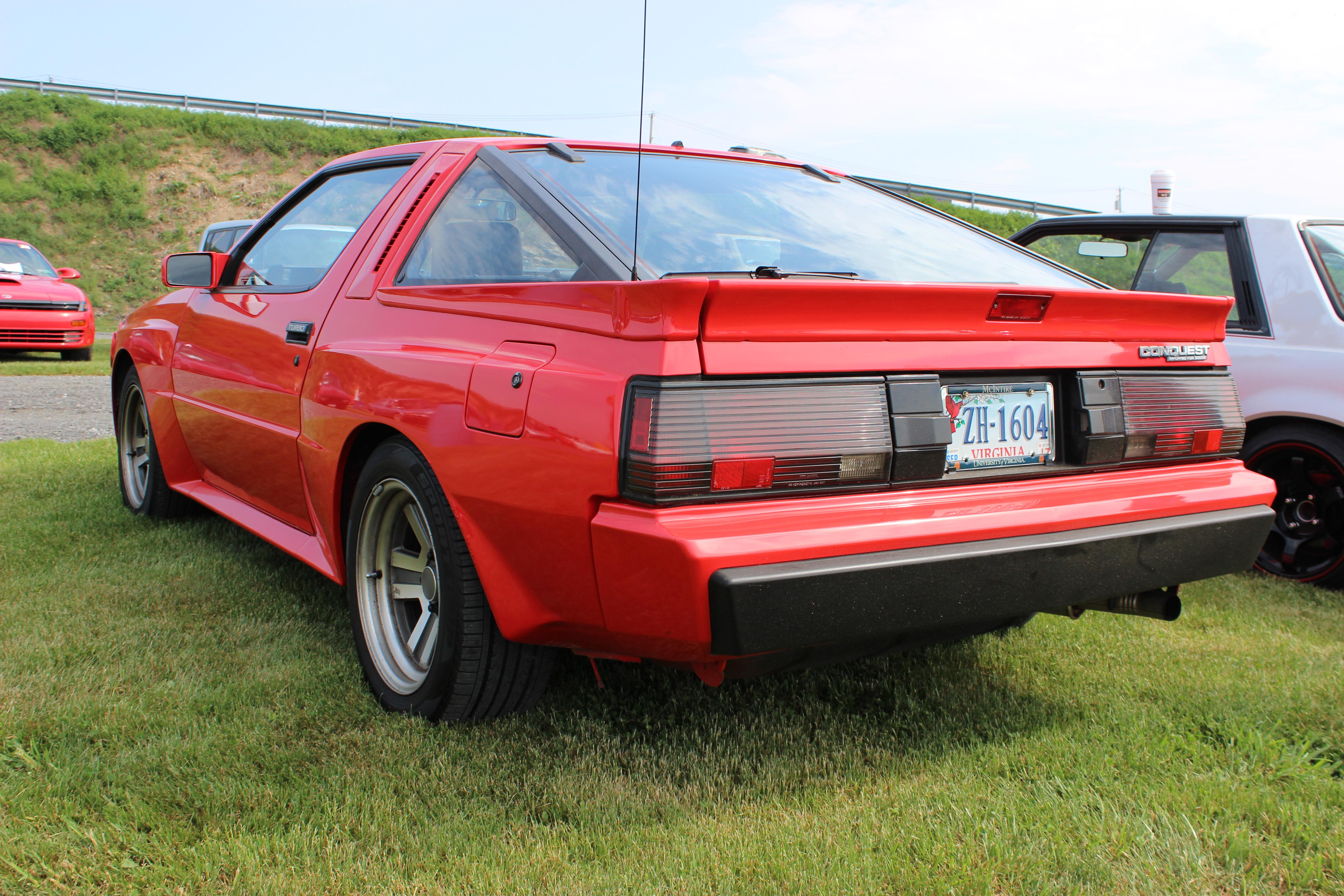 Filechrysler Conquest 17746147802 Wikimedia Commons Mitsubishi Starion Dodge