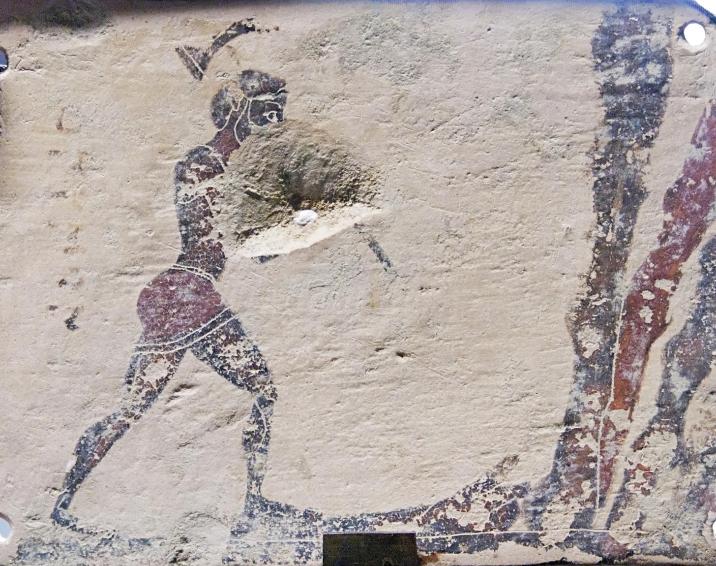 Технологія виготовлення та декорування давньогрецької