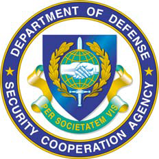 English: Seal of the Defense Security Cooperat...