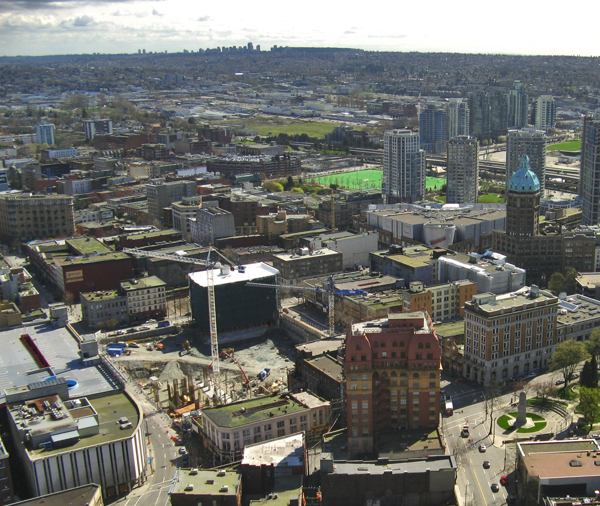 Downtown Vancouver: Downtown Eastside