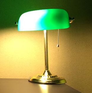 Bankers lamp wikipedia aloadofball Choice Image