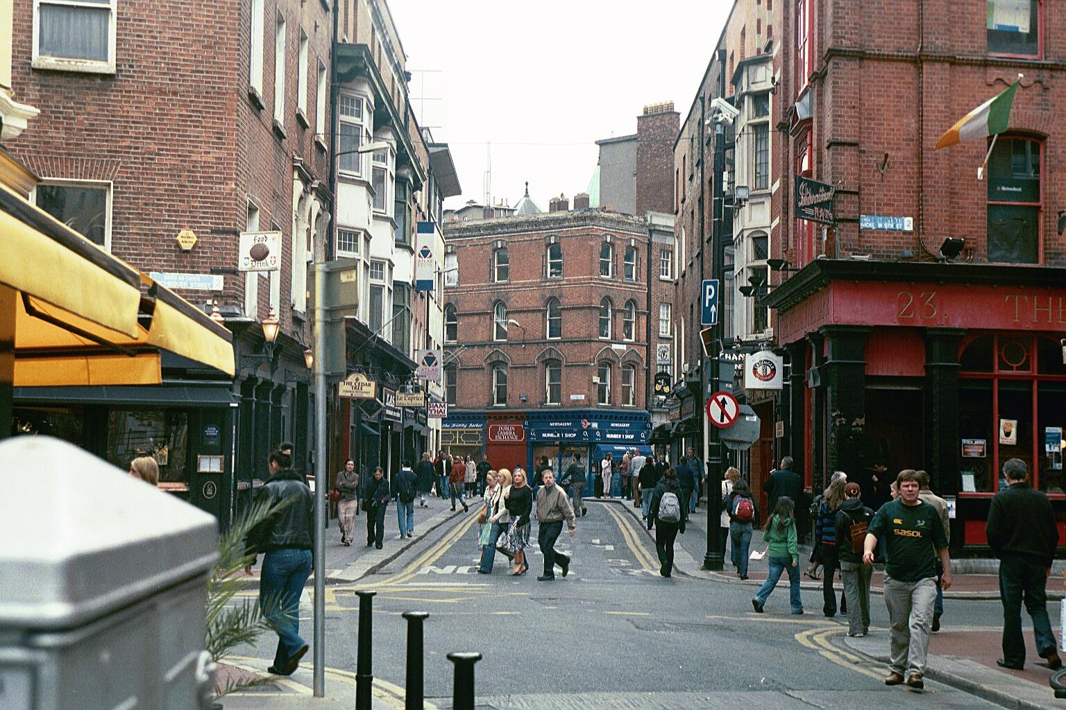Dubliner Si Centrum