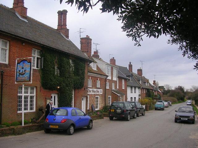 Dunwich, Suffolk - geograph.org.uk - 155650