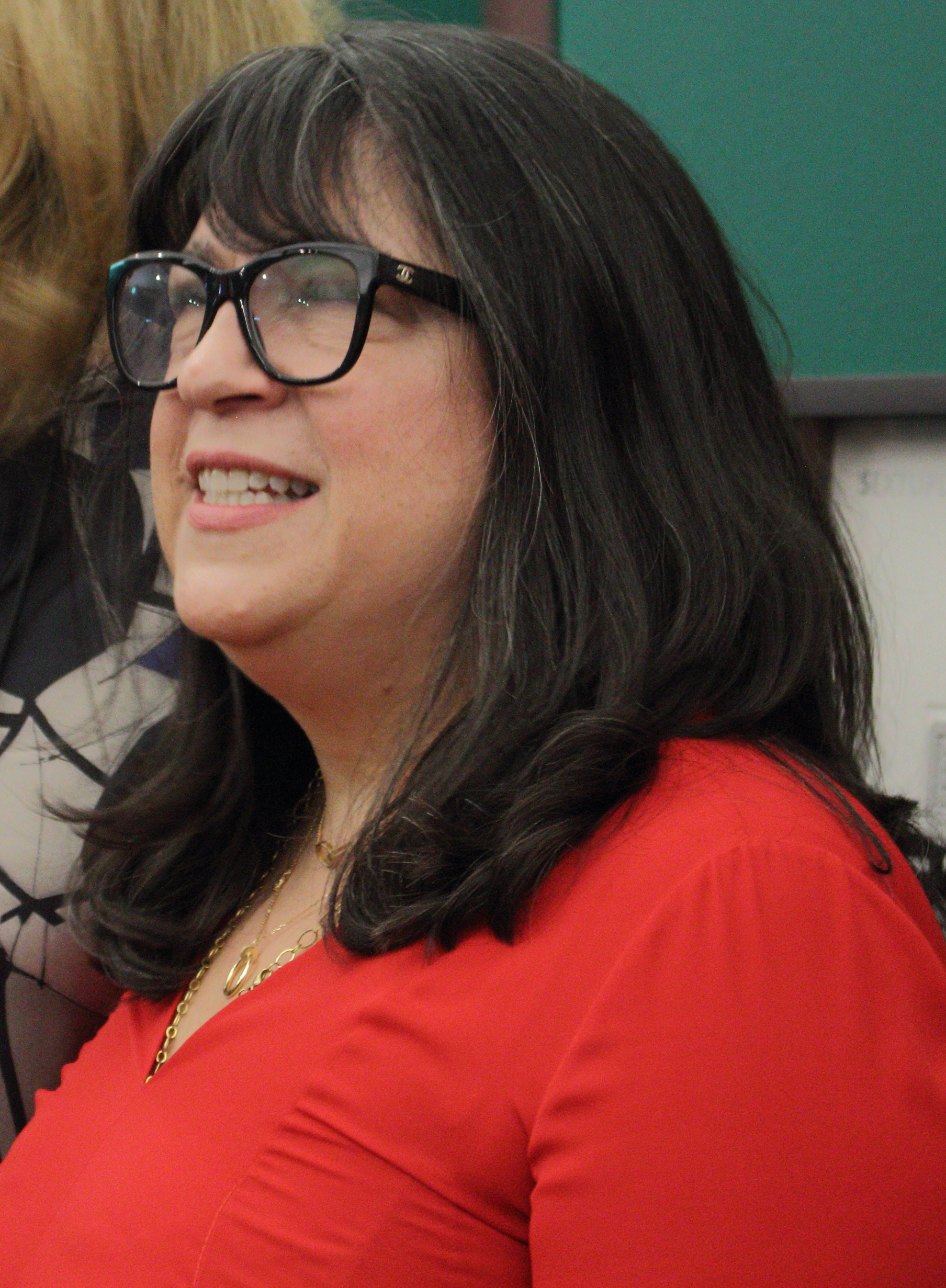 Picture of an author: E. L. James