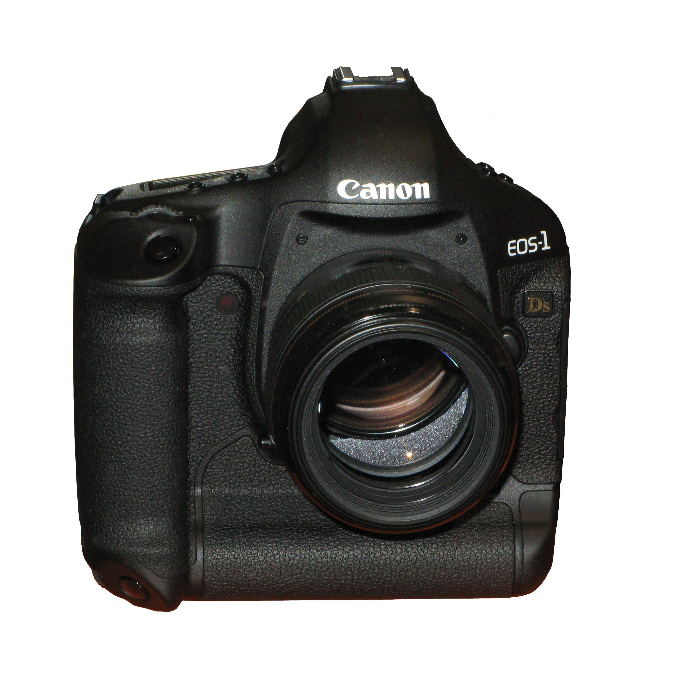Canon EOS 1Ds Mark III 64 Bit