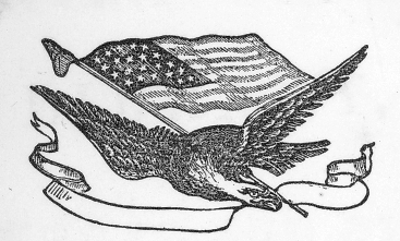 File Eagle With Flag Drawing Jpg Wikimedia Commons