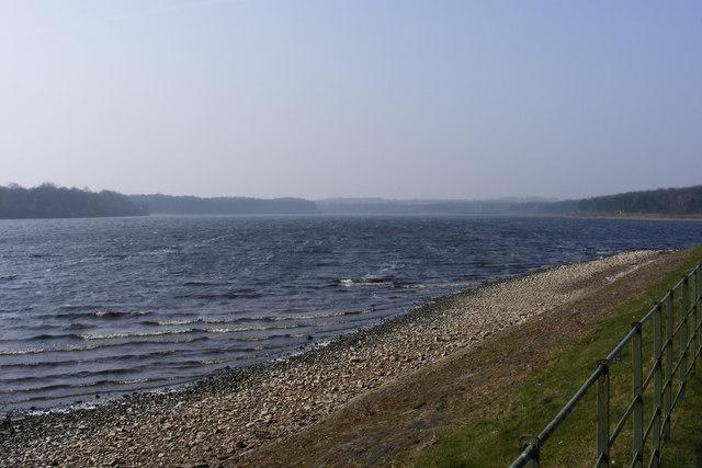 Eccup Reservoir - geograph.org.uk - 1233774
