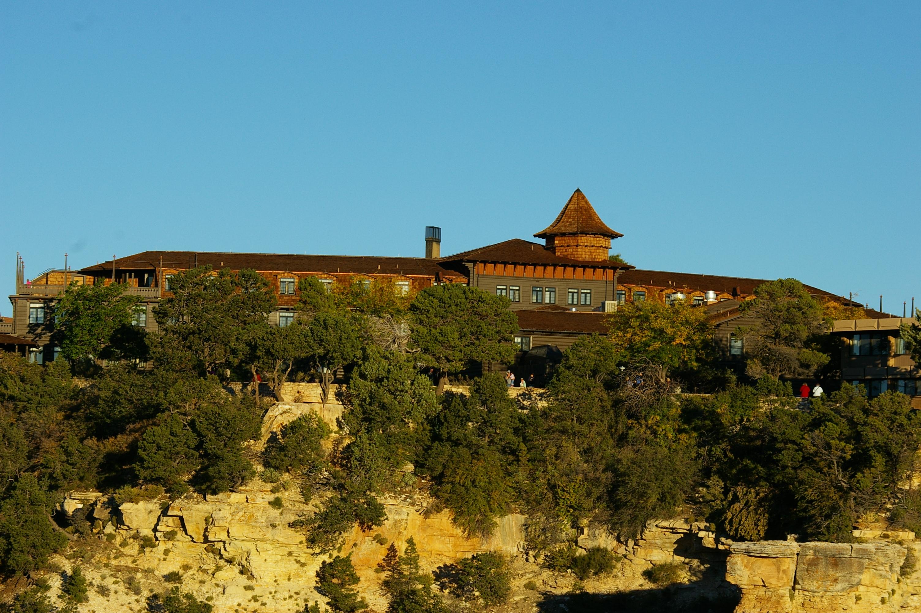 El Tovar Hotel Grand Canyon History