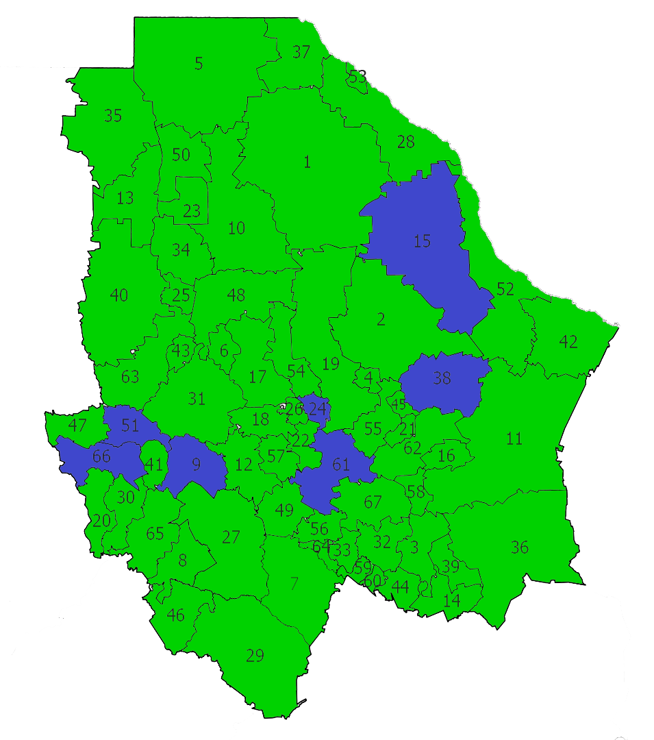 Elecciones Estatales De Chihuahua De 2010 Wikipedia La