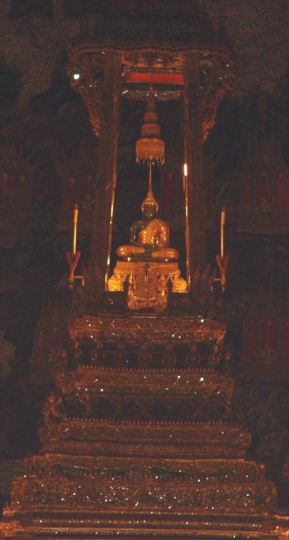 bouddha demeraude