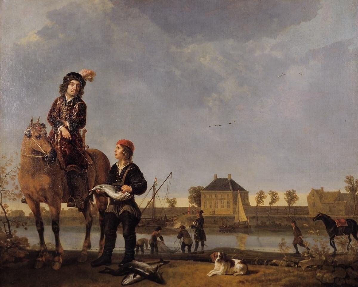 File:Equestrian portrait of Pieter de Roovere (1602-1652).jpg