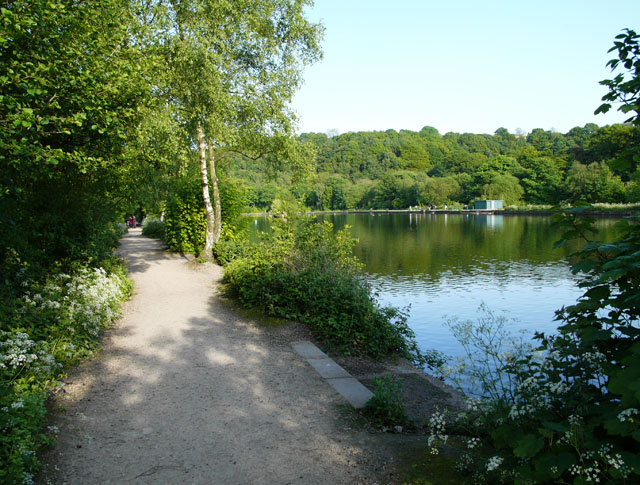 Etherow Country Park - geograph.org.uk - 1318116
