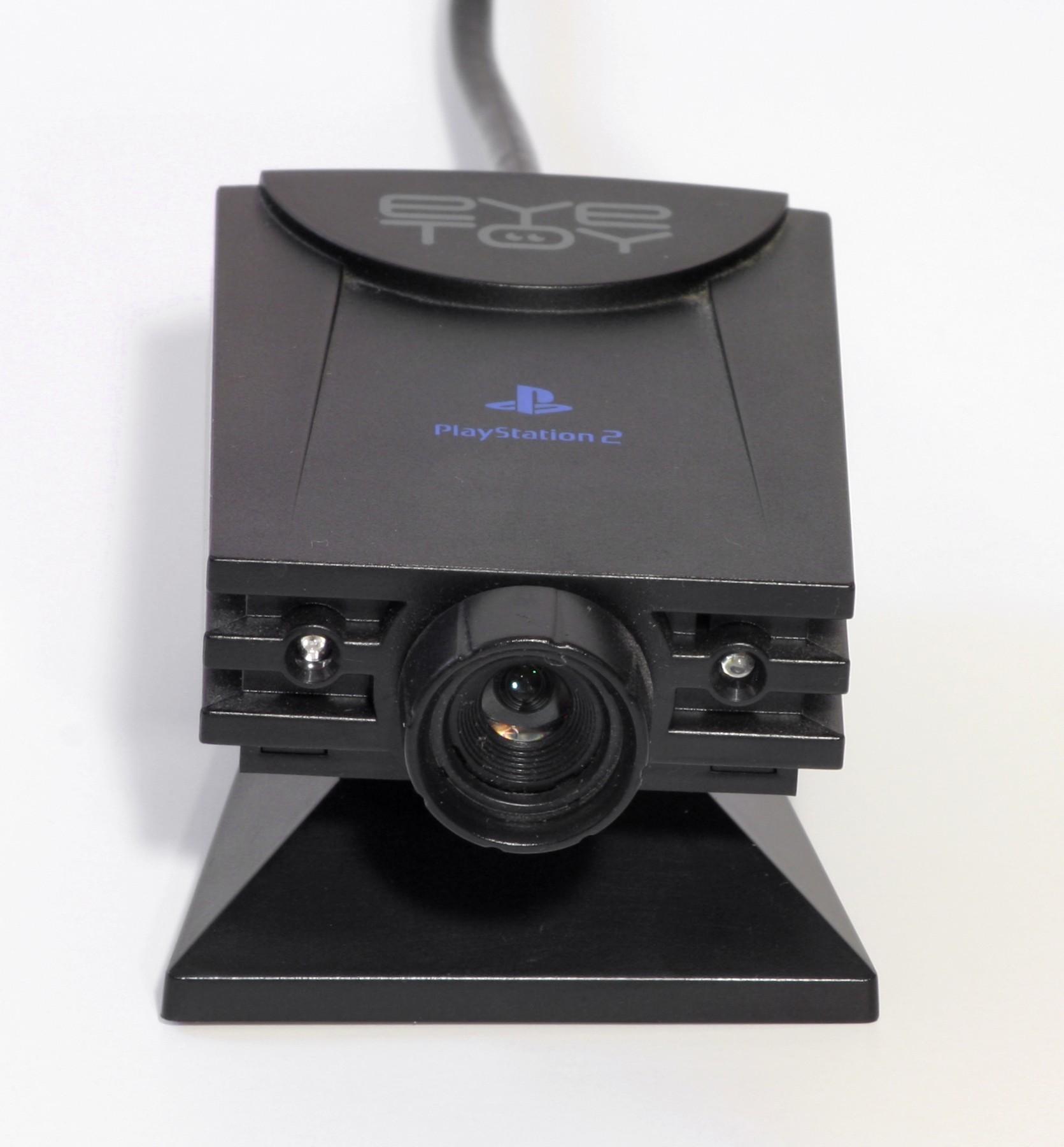 Ps2 eye toy as a webcam