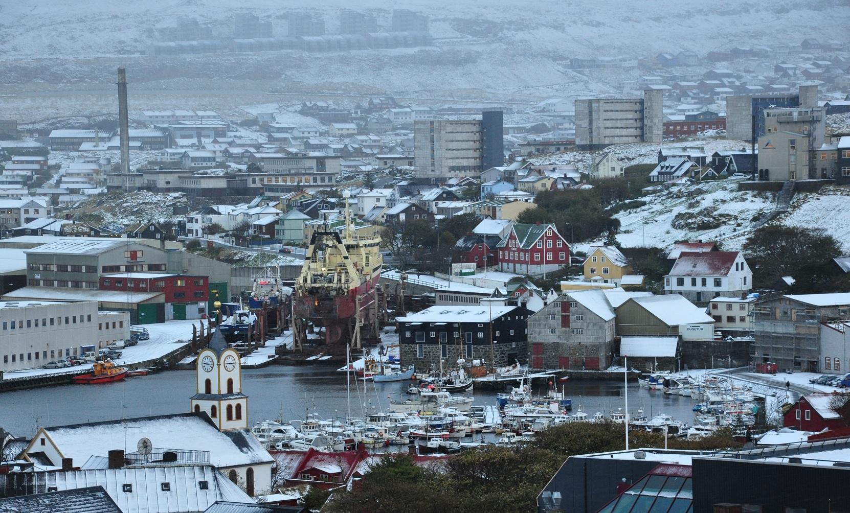Faroe Islands T Ef Bf Bdrshavn Rent House