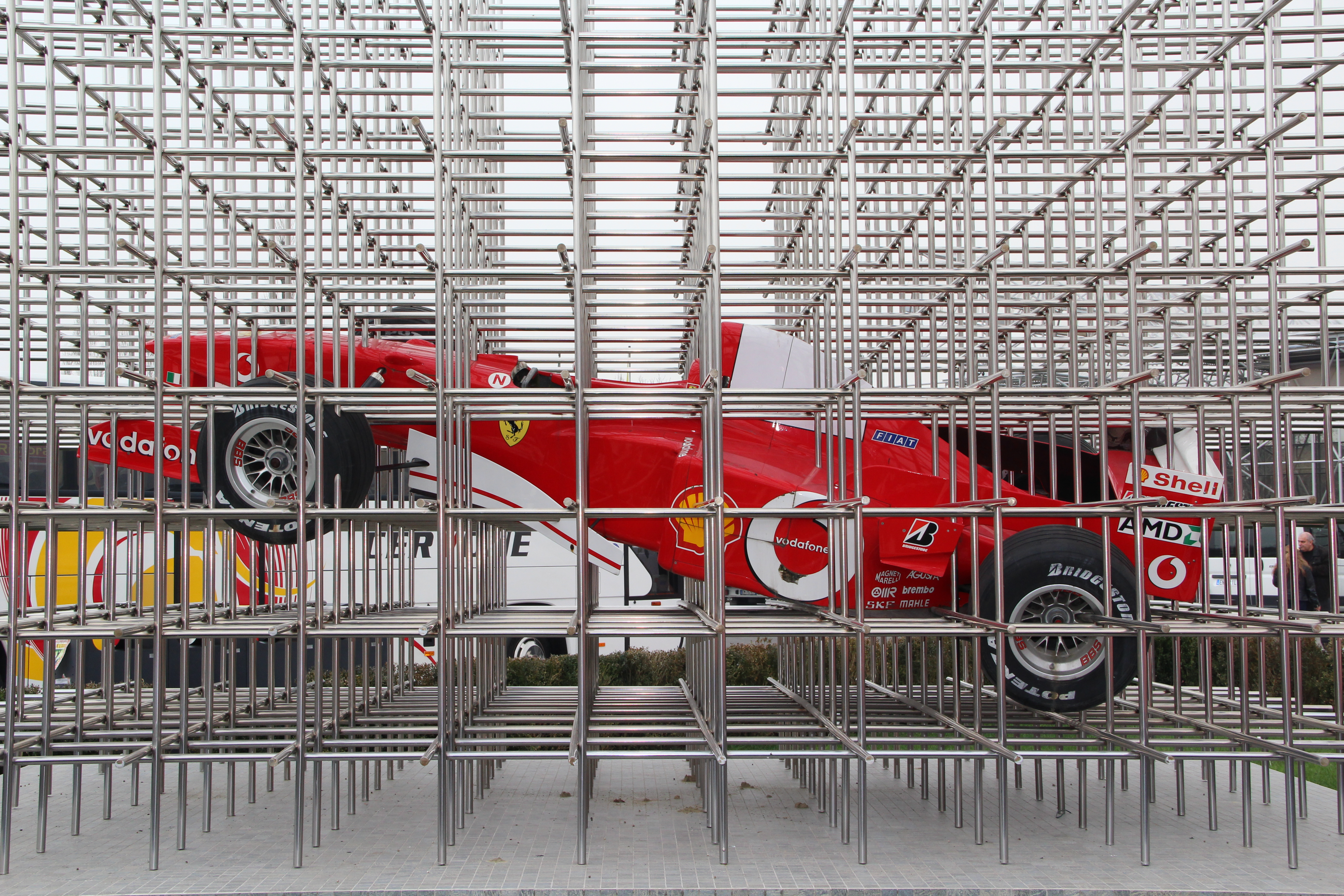 File Ferrari Museum Maranello 11 Jpg Wikimedia Commons