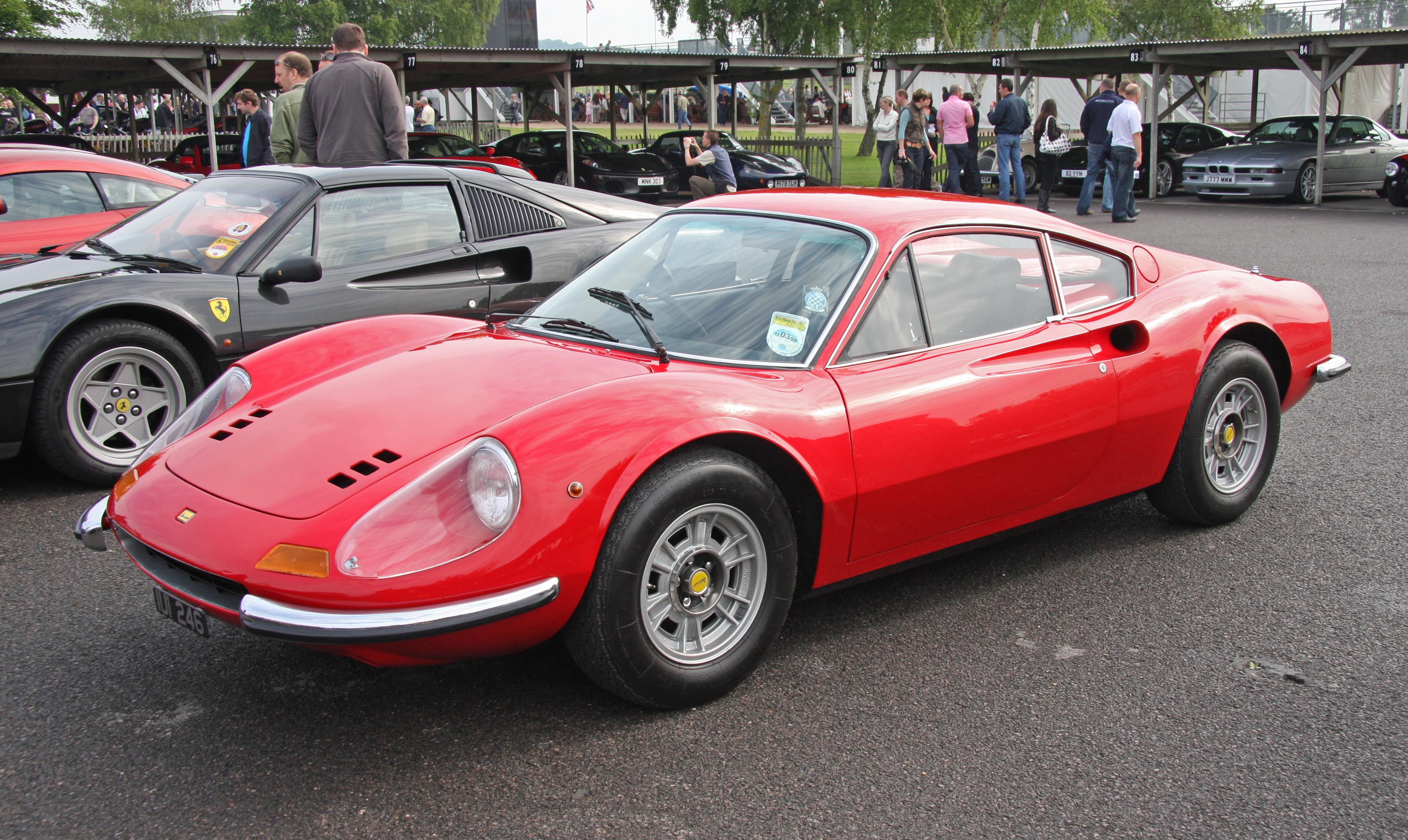 File Ferrari Dino Flickr Exfordy Jpg Wikimedia Commons