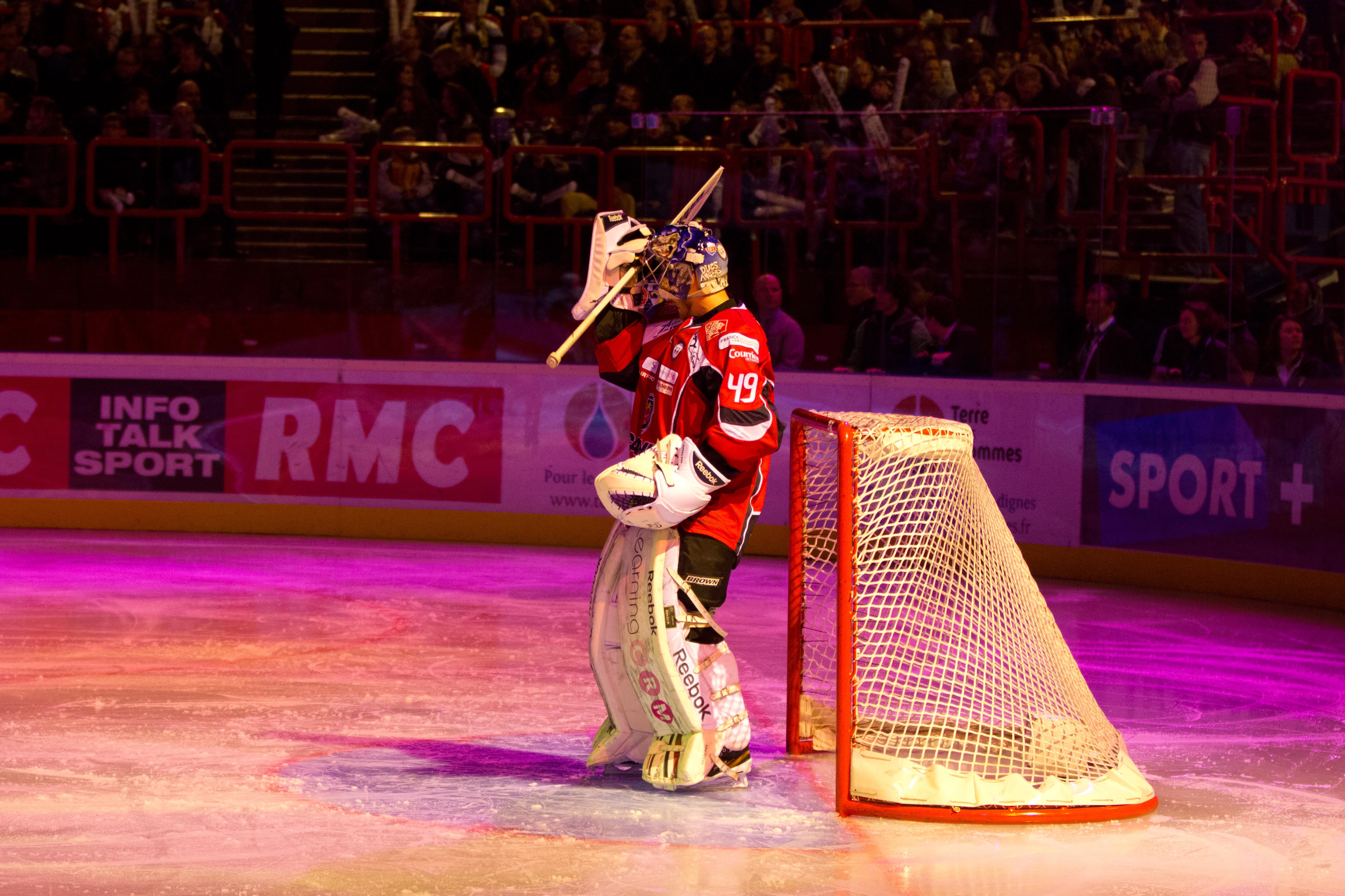 Filefinale De La Coupe De France De Hockey Sur Glace 2013