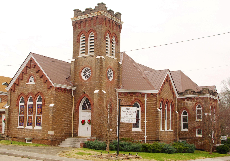 First Presbyterian Church New Smyrna Beach Fl