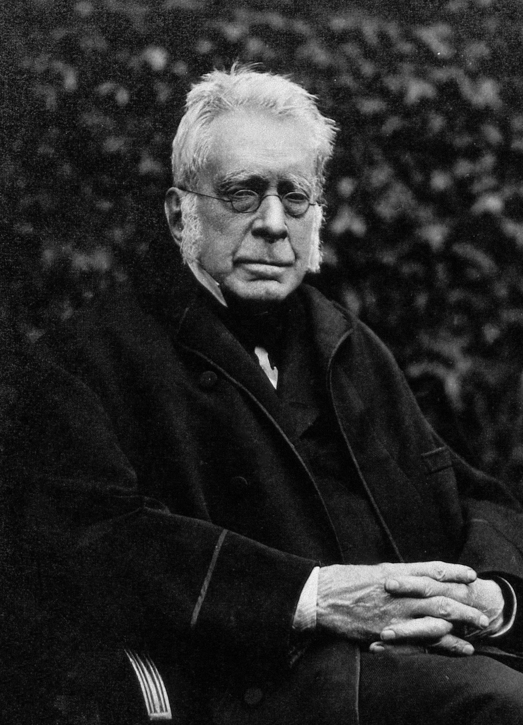 George Biddell Airy in 1891