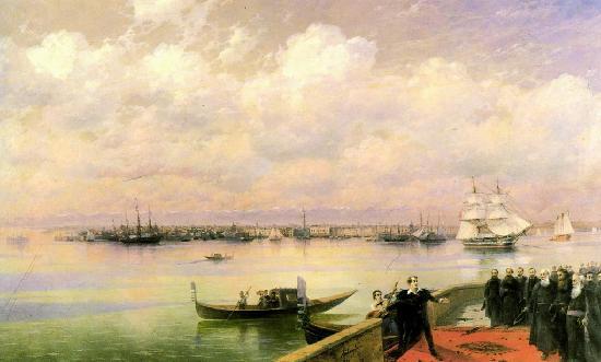 В апреле 1816 года Байрон посетил армянский остров Венеции