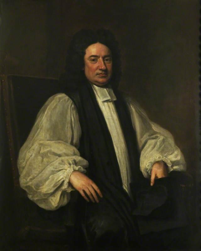 George Smalridge circa 1714