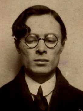 Georges Devereux (ca. 1932)