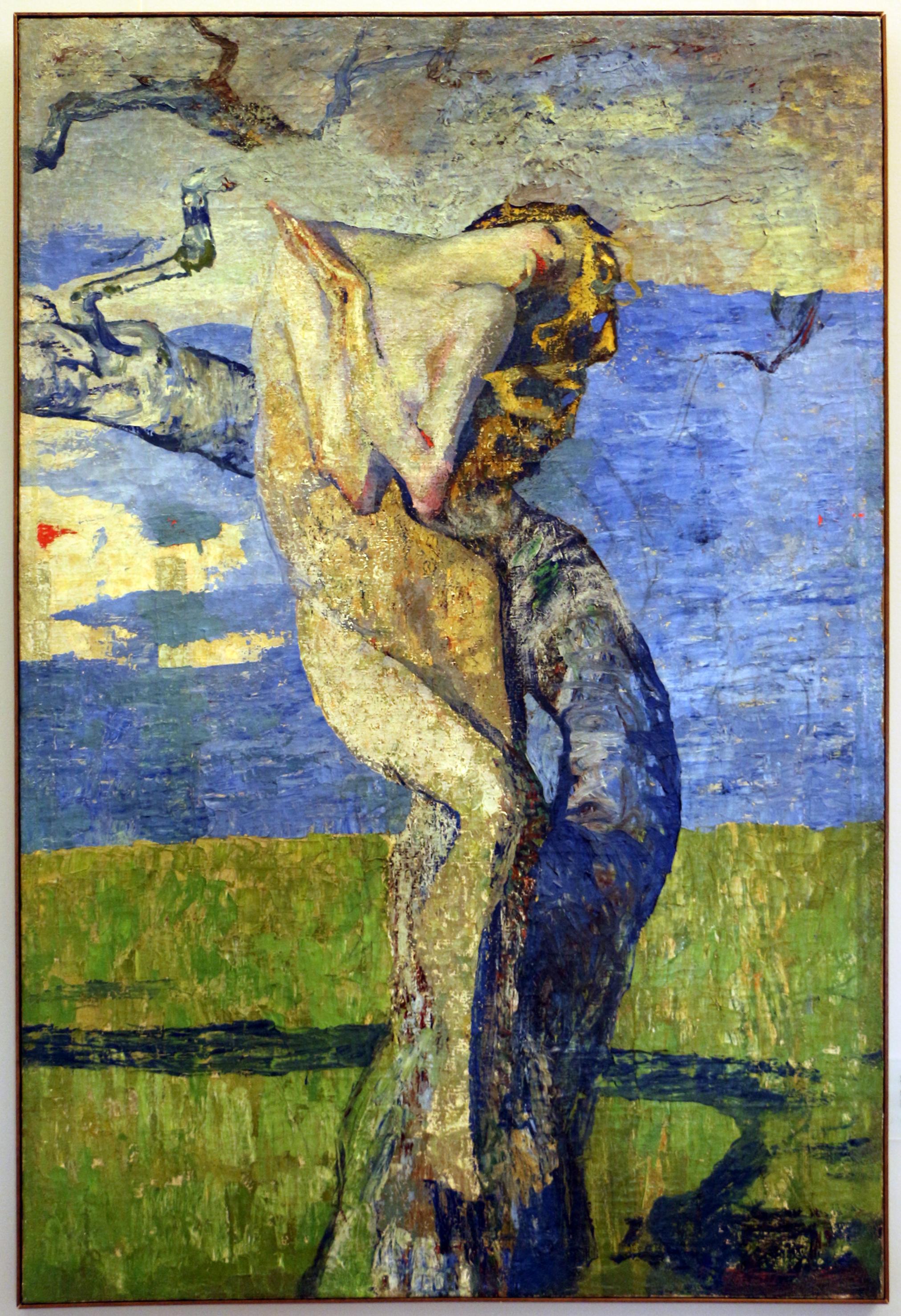Current Contest >> File:Giuseppe amisani, nudo femminile, anni '20.jpg - Wikimedia Commons