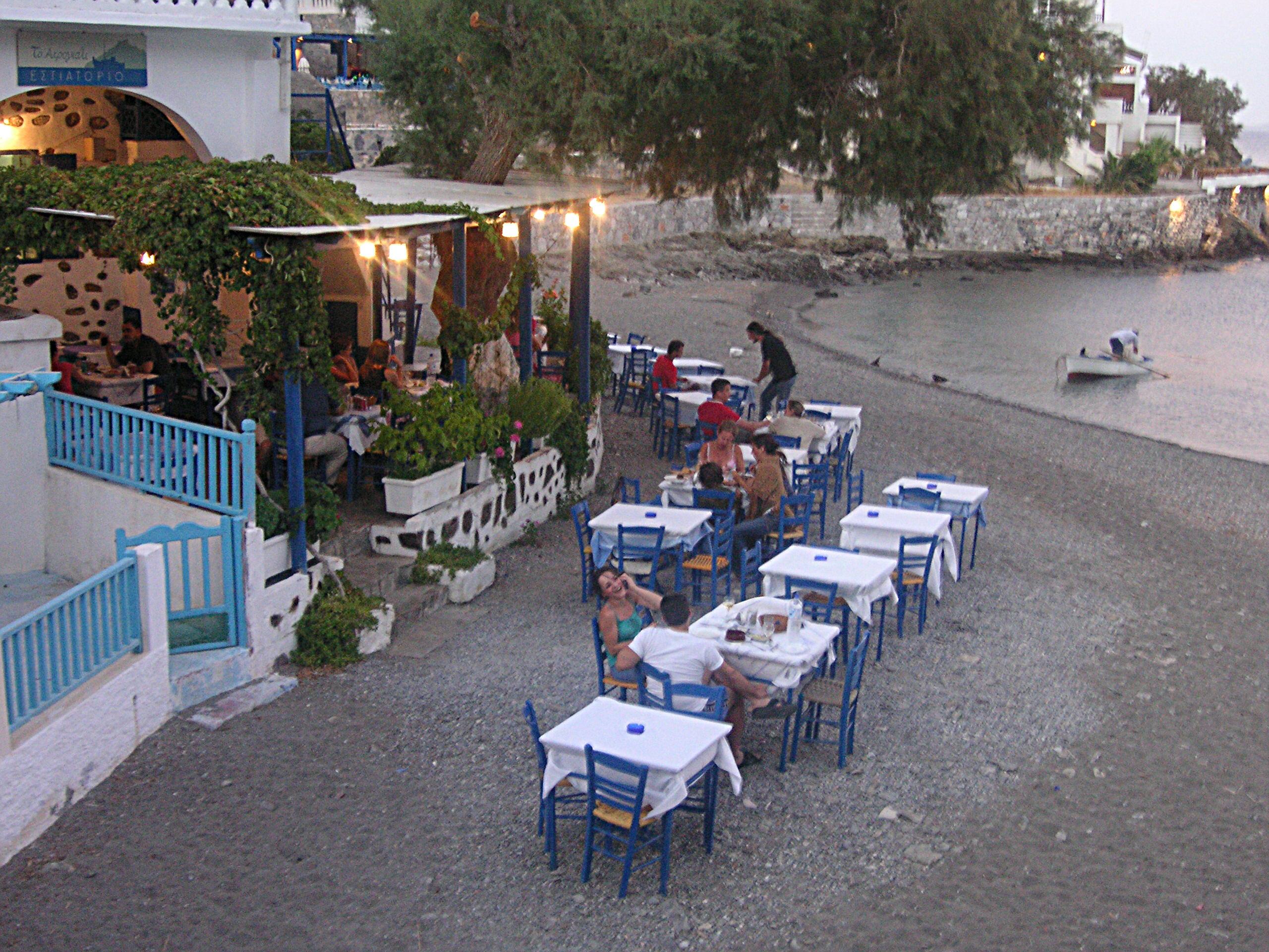 Greek Restaurant On Beach Blvd