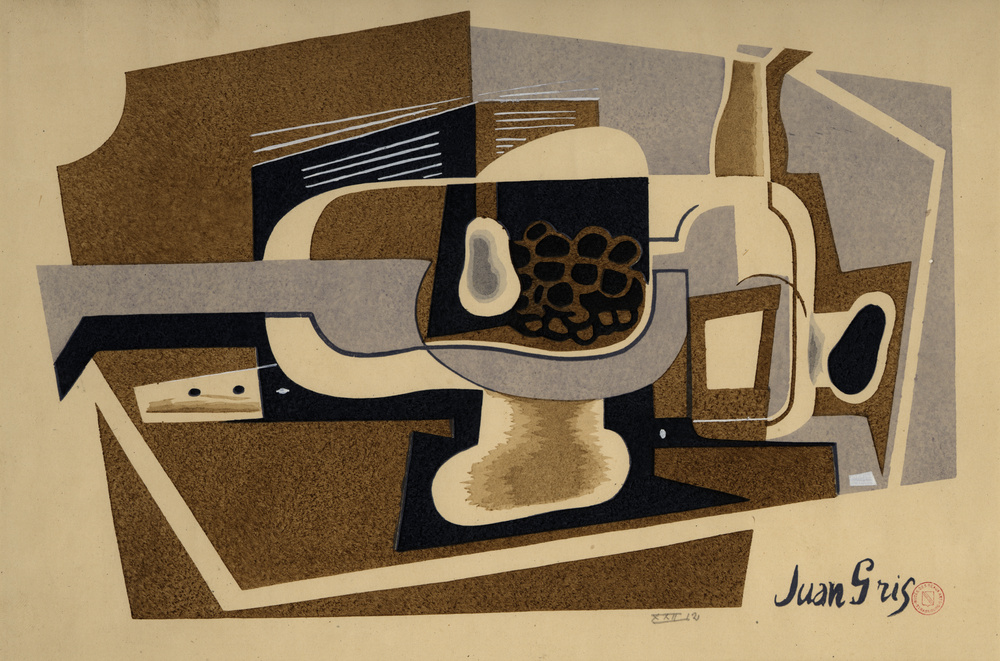 file gris nature morte mus e d 39 art moderne et. Black Bedroom Furniture Sets. Home Design Ideas