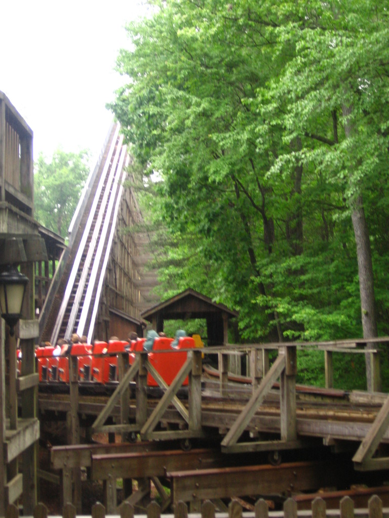 Kings Island Grizzly