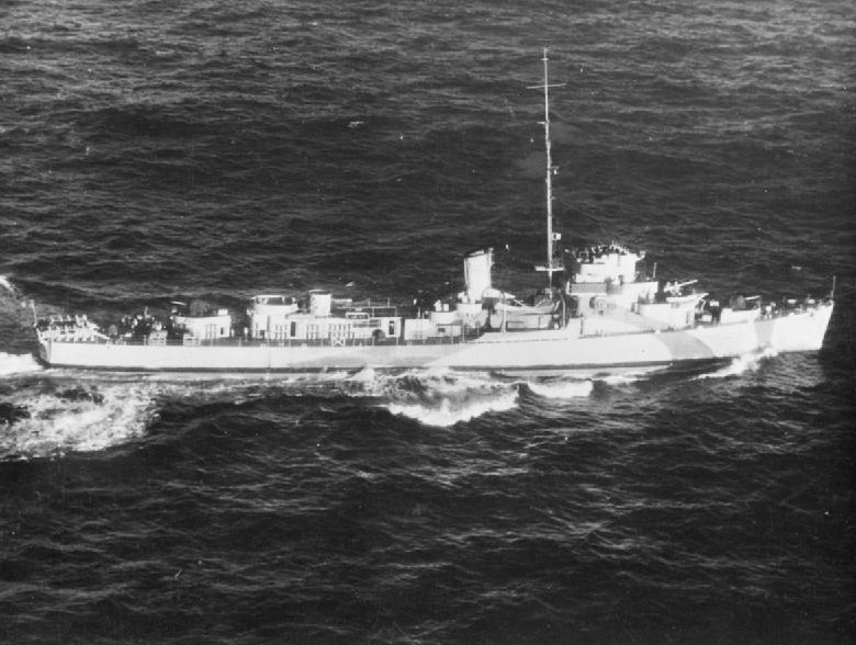HMS Cosby