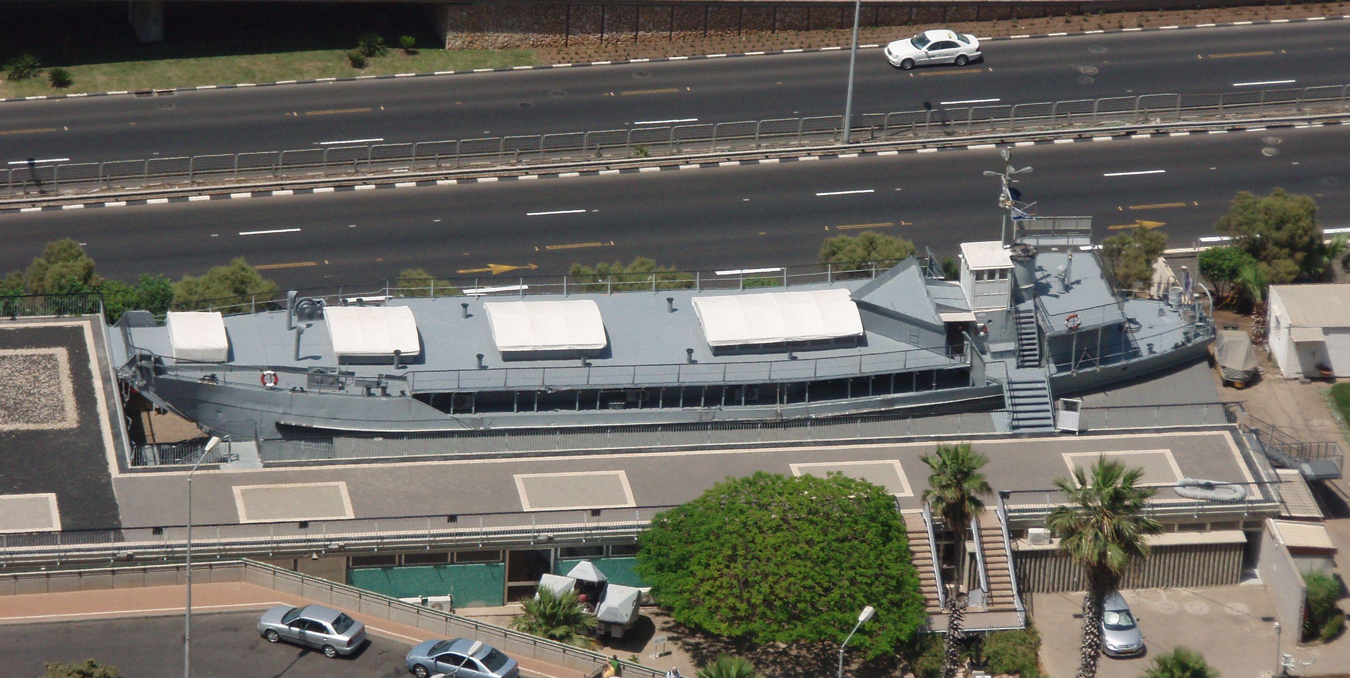 Музей нелегальной иммиграции и ВМФ в Хайфе, Израиль. Часть 1