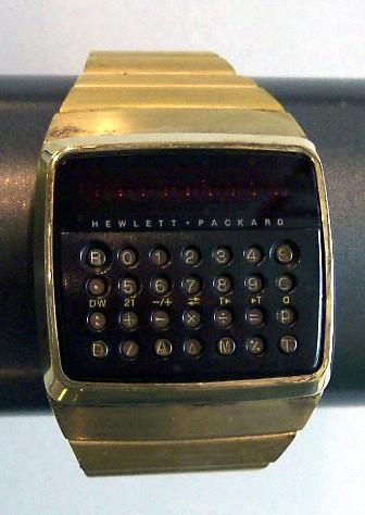 Digital Watch Calculator
